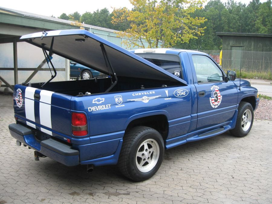 2017 Dodge Ram >> 1996 Dodge Ram 1500 Indy Pace Truck - California Trucks: USA biler, Amerikanerbiler, Sport ...